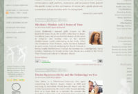 Podcasting website for Future Primitive