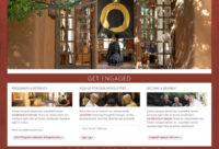 Website redesign for Upaya Zen Center, Santa Fe NM