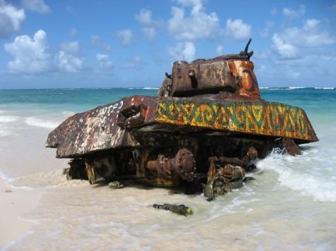 Ocean: 1 Tank: 0