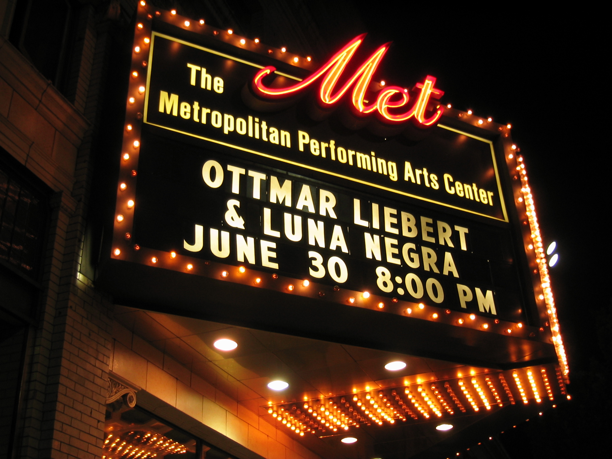 boise marquee