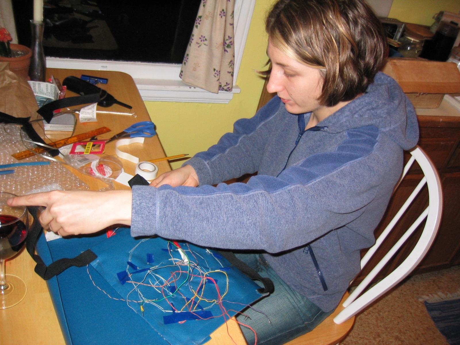netanya sewing straps
